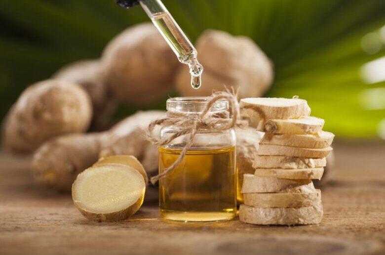 Эфирное масло имбиря для похудения и целлюлита