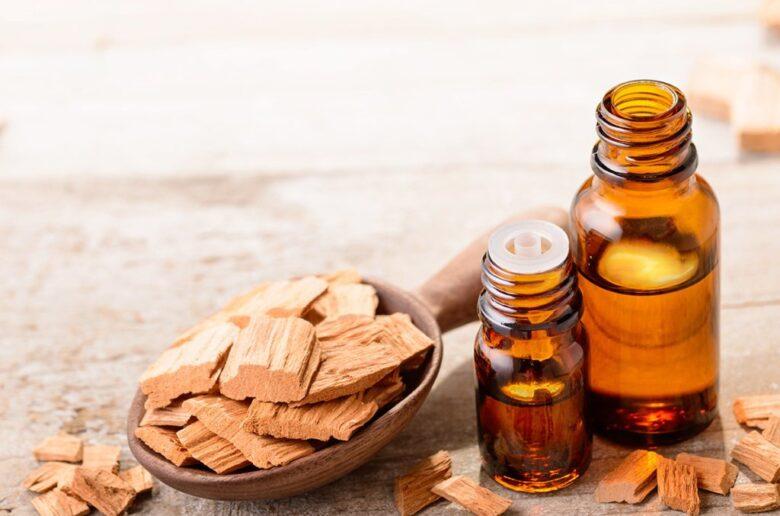 Эфирное масло сандалового дерева для похудения и целлюлита