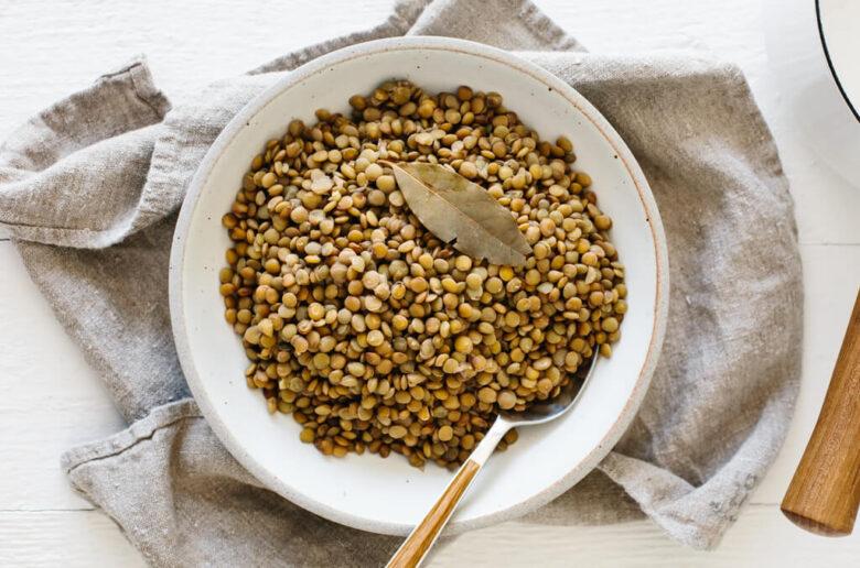 Чечевица - растительный продукт богатый белком