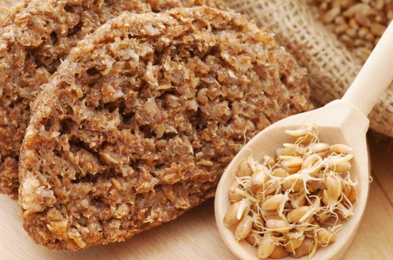 Хлеб Иезекииля - растительный продукт богатый белком