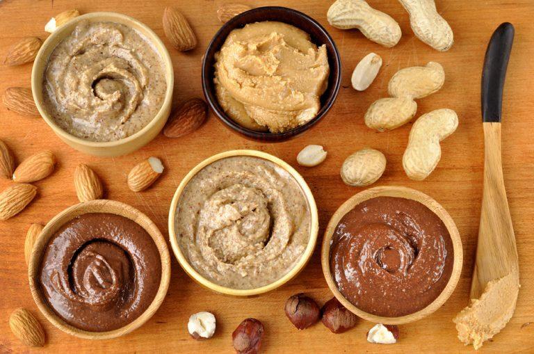 Орехи, ореховое масло и другие семена