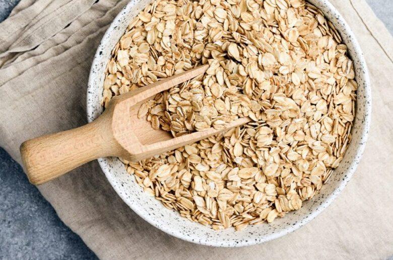 Овес и овсянка - растительные источники белка
